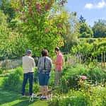 Sensibilisation à l'écologie lors des Rendez-vous aux jardins 2021